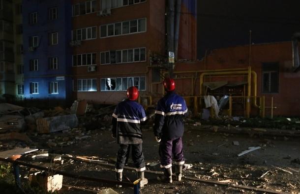 Три человека погибли и 15 пострадали при взрыве газа в доме в Рязани