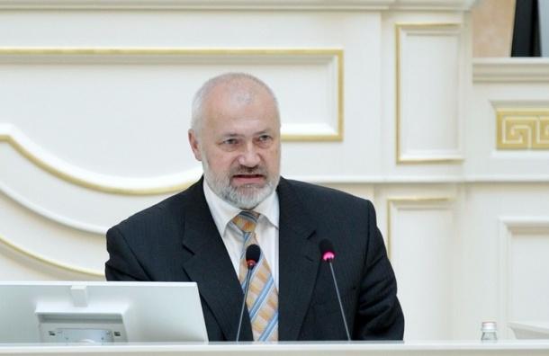 ВЗакСе Петербурга появится комиссия поэтике