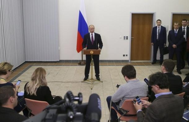Путин подвел итоги после встречи «нормандской четверки»