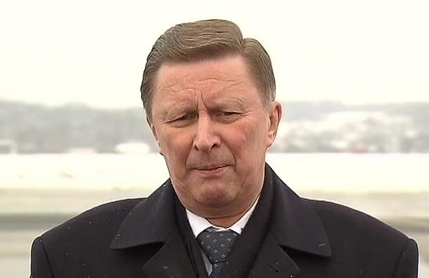 Иванов: против установки доски Маннергейма протестовала «маргинальная часть населения»
