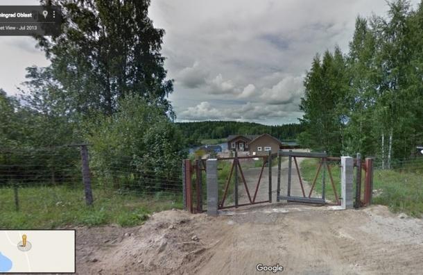 Навальный нашел дачу генерала ФСБ на границе России и Финляндии