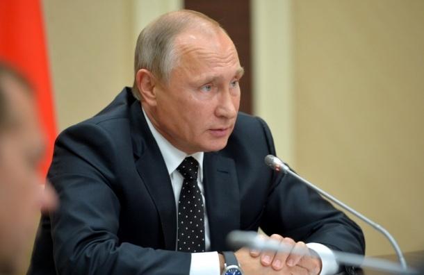 Путин обвинил Америку в нарушении международных норм