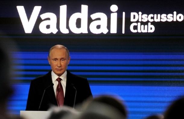 Путин: «Америка — не банановая страна»