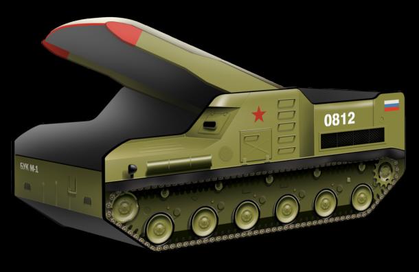 Фашистский юмор граждан России: детская кроватка— ракетная установка «Бук М-1»