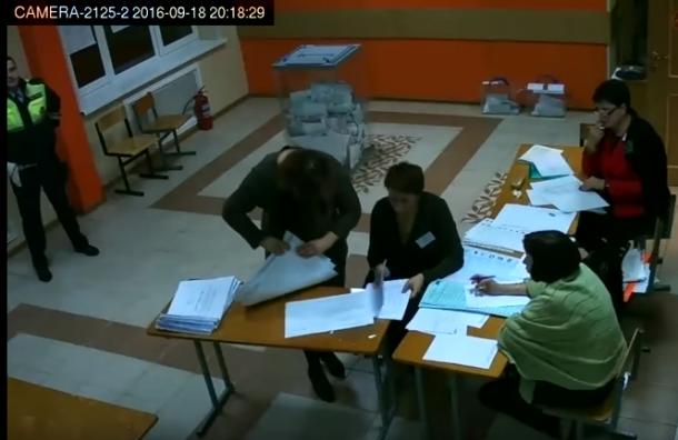 Первую часть «сериала» о нарушениях на выборах в Петербурге опубликовала «Партия роста»