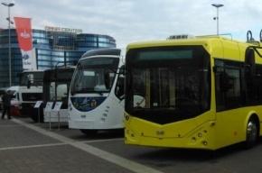Белорусские электробусы появятся в Петербурге в декабре