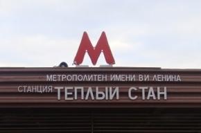 Человек упал под поезд в московском метро