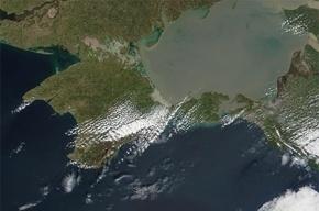 Астрономы разглядели движение Крыма к материковой России