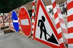 Движение по набережным Обводного и Крюкова каналов меняется из-за ремонта