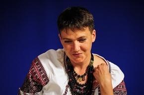 Савченко пришла на суд в Москве в вышиванке