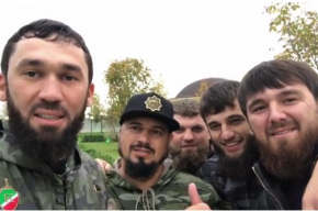 У Рамзана Кадырова родился 12 ребенок