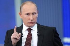 Путин: сельское хозяйство в России находится на подъеме