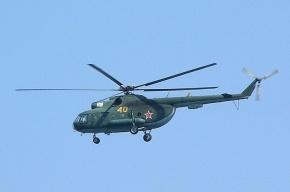 Три человека пострадали при аварии с Ми-8 на Ямале