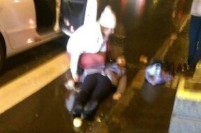 Молодую девушку сбили на Вербной улице