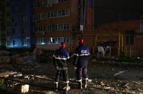 Три человека погибли при взрыве газа в доме в Рязани
