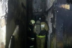 Два человека погибли в квартирном пожаре в Кронштадте