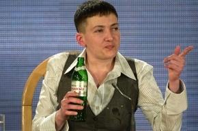 СМИ: администрация Порошенко назвала визит Савченко в РФ пиаром