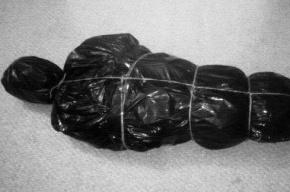 Труп мужчины в пленке и одеяло нашли на востоке Москвы