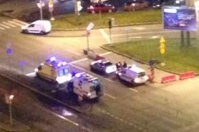 Иномарка протаранила машину «скорой» на Бухарестской