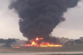 Чиновники ЕС погибли при крушении самолета на Мальте