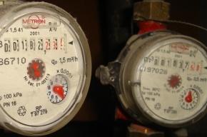 Петербуржцы станут больше платить за воду в домах без счетчиков