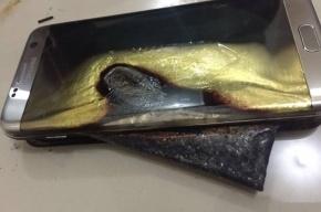 Смартфон Samsung Galaxy сжег дом замначальника по чрезвычайным ситуациям РЖД