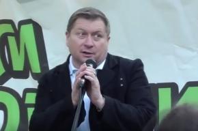 Замглавы МО город Пушкин стал лоббист гольф-клуба
