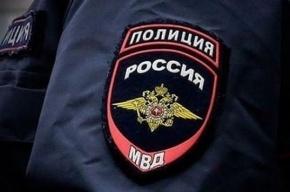 Школьников за серию краж и грабеж задержали в Петербурге
