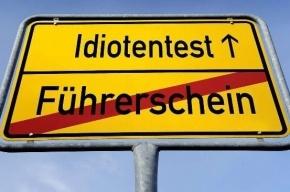 Немецкий «тест на идиота» могут ввести и для пьяных водителей в России