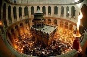 Археологи вскрыли гроб Иисуса Христа впервые за 500 лет