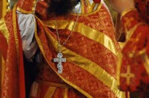 Полевую форму для военных священников разработали в ЦВО