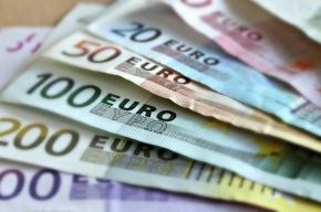 Евро опустился ниже 68 рублей впервые с августа 2015 года