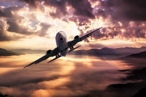 Белорусский самолет вернулся в Киев под угрозой поднять в небо истребители