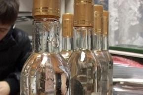 Полицейские изъяли 1,7 тыс. литров нелегального алкоголя в доме на Московском шоссе