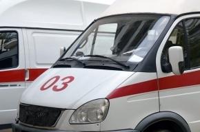 Петербуржцу нанесли удары ножом на парковке «Макдоналдса» у Черной речки