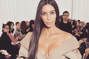 Грабители в Париже отобрали у Ким Кардашьян драгоценности на миллионы долларов
