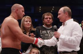 Путина просят защитить Емельяненко от травли чеченских властей