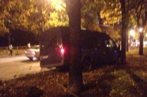 Очевидцы: ДТП с военными произошло на улице Белы Куна