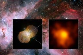 Ученые: взрыв одной звезды оставит Землю без озонового слоя