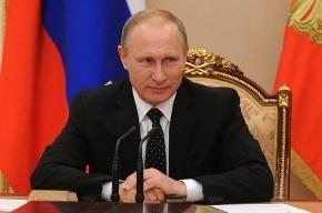 Путин сегодня празднует день рождения