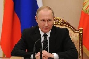 Путин увеличил количество машин с «мигалками» в Госдуме