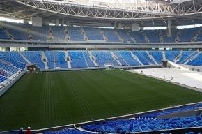 «Зенит» может сыграть на новом стадионе в марте 2017 года