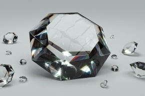 Дорогу из камней с алмазами случайно построили в Анголе