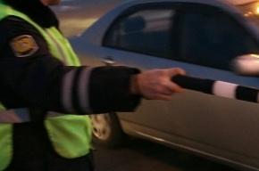 Автоугонщик из Петербурга по пьяни попал в руки полиции