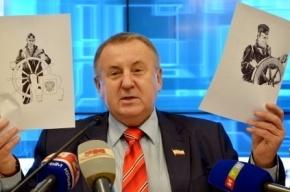Активисты из Крыма собирают деньги на памятник Путину