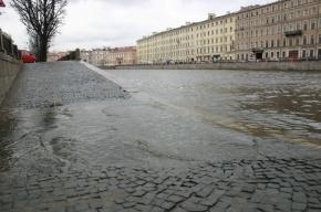 Сильный ветер в Петербурге ждут во вторник