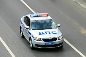 Пешеход в Москве сломал жезл инспектора ГИБДД и ударил его в лицо