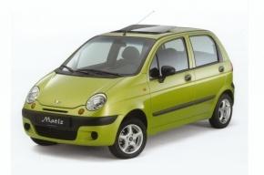 Автомобиль Matiz уйдет с российского рынка