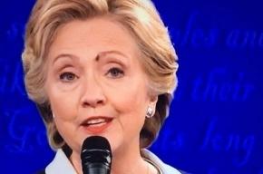 Муха, севшая на лицо Клинтон во время дебатов, обзавелась аккаунтом в Twitter