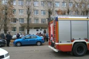 Полиция эвакуировала поликлинику № 87 из-за сообщения о бомбе